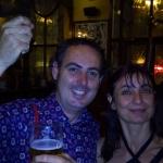 Con el gran Pablo Albo, 2016