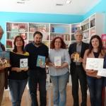 Librería Serendipias, Madrid, 2016