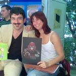 Con Ettore Formicone, 2008
